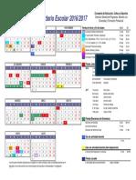P2 - Calendario 2016 REGION. Último