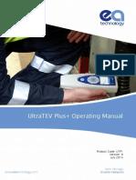 Eatech UltraTEV Plus Manual