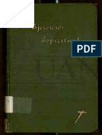 Ignacio de Loyola, Ejercicios Espirituales Para Los Sacerdotes
