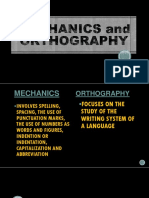 MECHANICS and ORTHOGRAPHY.pptx