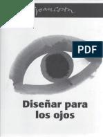 Joan Costa — Diseñar para los ojos