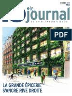 Journal Du 16 Novembre 2017