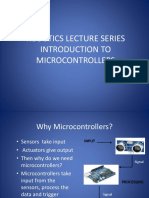 Introduction to Microcontrollers
