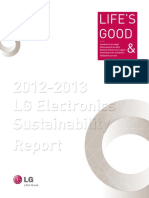 2012 2013 Sustainability Report