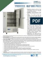 Data Sheet Ulf 600 Pro2