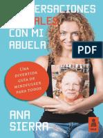 Ana Sierra, «Conversaciones sexuales con mi abuela» (Kailas)