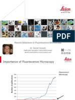 Recent Advances to Fluorescence DS