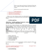 La Clase JOptionPane Es Una Clase Que Hereda de JComponent
