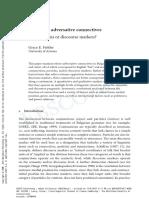 Bulgarian Adversative Connectives
