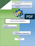Manual de Instalacion de Packet Tracer