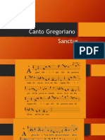 Canto Gregoriano-Agnus Dei