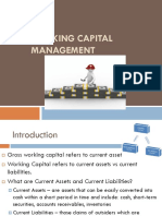 Lesson 7 Working Capital Management (1)