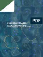 Article Uncertain Spaces