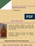 Sistem Informasi Akuntansi_pengertian Sistem Informasi Akuntansi