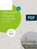 IBAN Affordable-Housing Ghana
