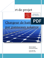 ProjetTP Chargeur Batterie MACIALECK TEAVAI