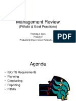 QSGNE Presentation - Management Review - PIN 4-30-04