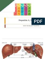 Hepatitis A dan B