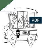 Dibujo Bus