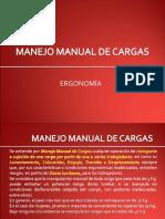 Cap 11 Manejo Manual de Cargas