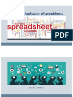 powerpoint spreadsheet lesson 2