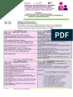 Program Preliminar