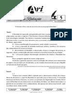 0182-17 Pratique Redacao N5 Pre Universitario Marcelo