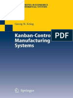 (Lecture Notes in Economics and Mathematical Systems) Georg Krieg-Kanban-Controlled Manufacturing Systems -Springer (2005)
