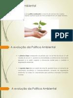 Politica Ambiental No Brasil e No Mundo