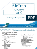 AirTran Airways Presentation (1)