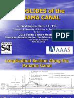 Rogers Landslides Panama Canal Minimum