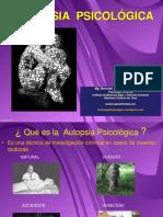 Autopsia Psicológica  2017