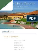 Corporate Presentation - Hacienda Maria Delgado