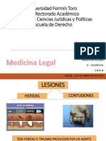 Medicina Legal - Laminas - Maryuri Rosas