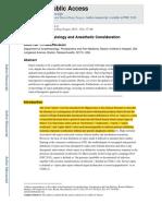Panduan penatalaksanaan anestesi pada pasien sepsis