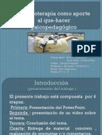 Hopoterapia PowerPoint