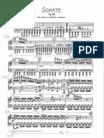 Waldstein Sonata Analysis Final