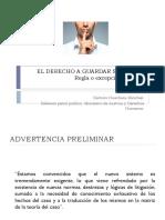 El Derecho a Guardar Silencio 2.Pptx Xx