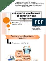 los agentes y mediadores de comercio.pptx