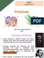 Aula Proteínas