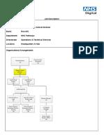 Job Description - Clinical Director