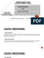 Introduccion Al Calculo Propocisional