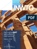 Panorama Del Turismo Internacional UNTWO 2016