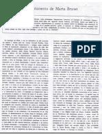 Testamento de Marta Brunet PDF