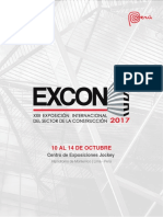 Excon2017 Brochure