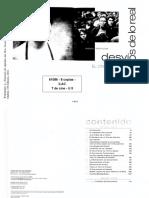 Desvio de Lo Real (Cine No Ficcion) Intro (Weinrichter)