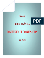 Quimica Inorganica Complejos 1ra Parte