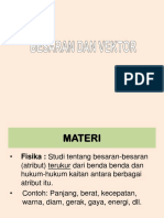 2b-Vektor Dan Skalar 2013