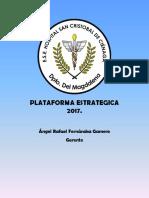 Revision Plataforma Organigrama Hospital