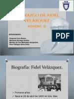 Liderazgo de Fidel Velazquez